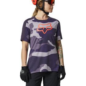 Fox Ranger Dri-Release Foxhead SS Jersey Women, violeta